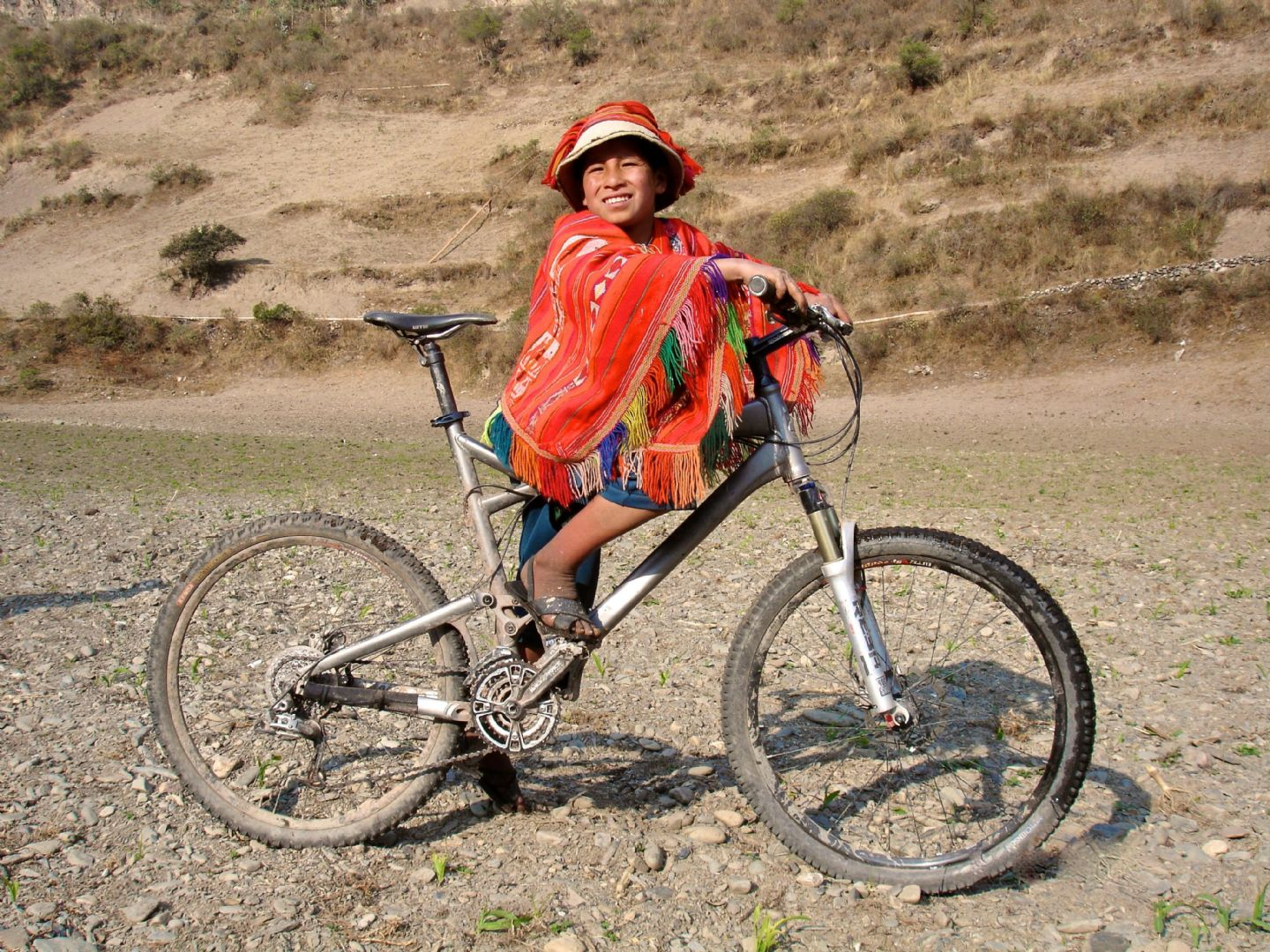 262a.jpg - Peru - Andean Journey - Guided Mountain Bike Holiday - Mountain Biking
