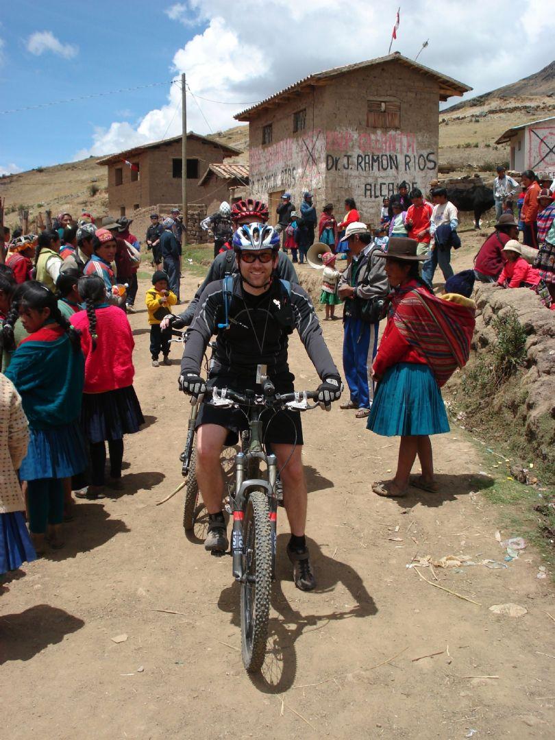 Peru - Andean Journey - Guided Mountain Bike Holiday - Mountain Biking