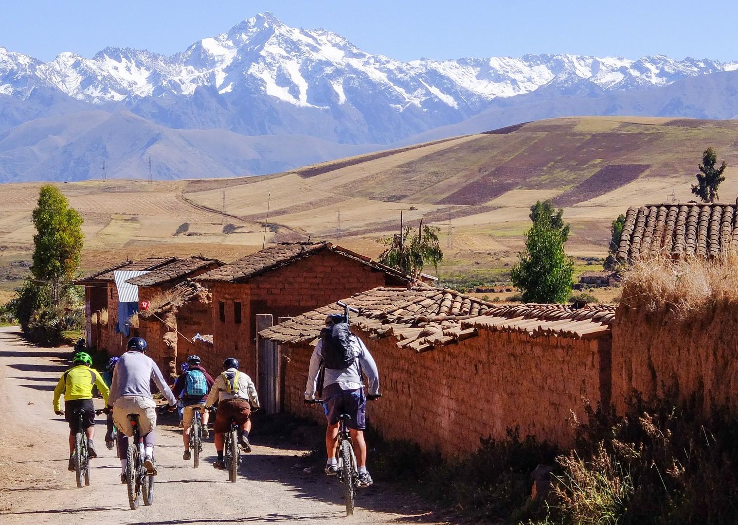 S0091670.jpg - Peru - Andean Journey - Guided Mountain Bike Holiday - Mountain Biking