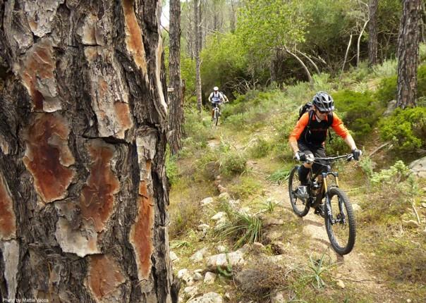 enduro-style-riding-mountain-bike-holiday-enduro-in-italy-sardinia.jpg - NEW! Sardinia - Sardinian Enduro - Mountain Biking