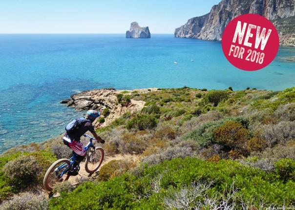 Italy - Sardinia - Sardinian Enduro - Guided Mountain Bike Holiday Thumbnail