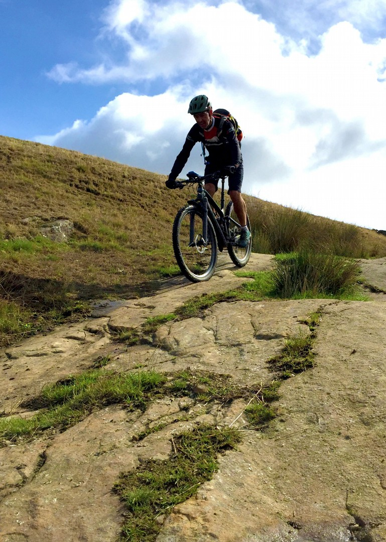 guided-mountain-bike-holiday-yorkshire-dales-and-north-pennines.JPG - UK - Pennine Bridleway - Guided Mountain Bike Weekend - Mountain Biking