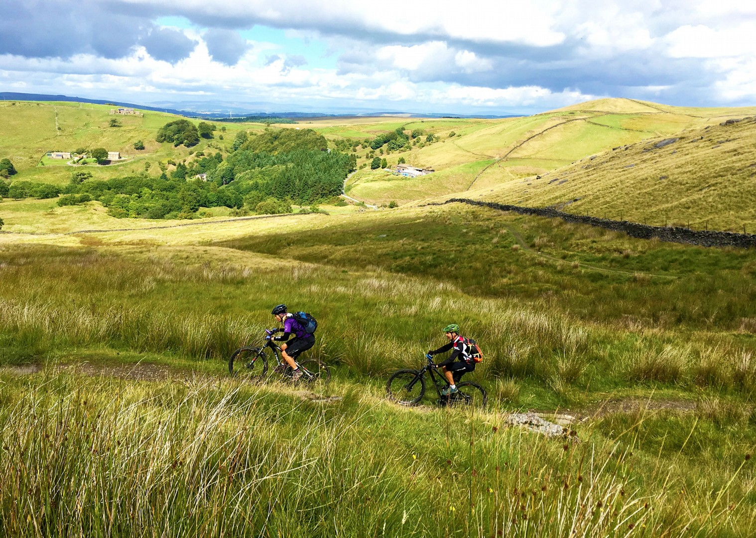 guided-mountain-bike-weekend-uk-pennine-bridleway.JPG - UK - Pennine Bridleway - Guided Mountain Bike Weekend - Mountain Biking