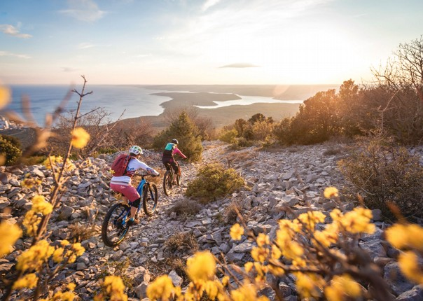 Croatia - Terra Magica - Guided Mountain Biking Holiday Image