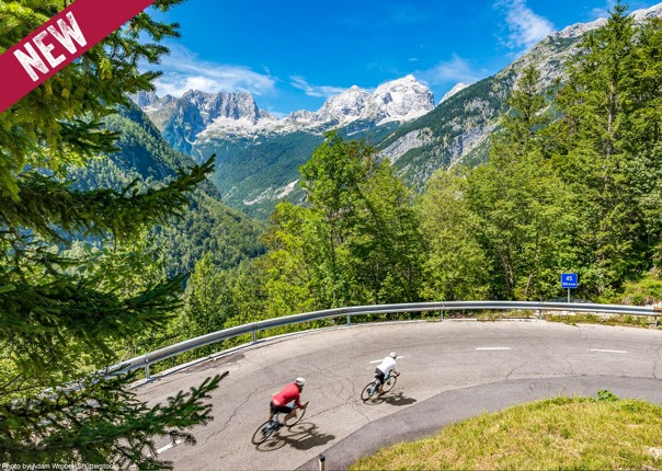 Slovenia & Croatia - Julian Alps & Istria - Guided Road Cycling Holiday Image
