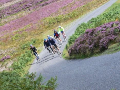 UK - South Shropshire - Guided Road Cycling Weekend Image