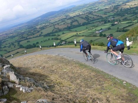 UK - South Shropshire - Road Cycling Weekend - Road Cycling