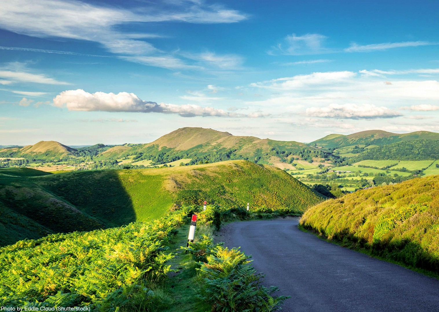 shutterstock_495328846546456.jpg - UK - South Shropshire - Guided Road Cycling Weekend - Road Cycling