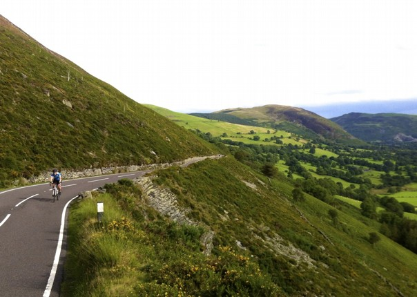 UK - North Wales - Guided Road Cycling Weekend Image
