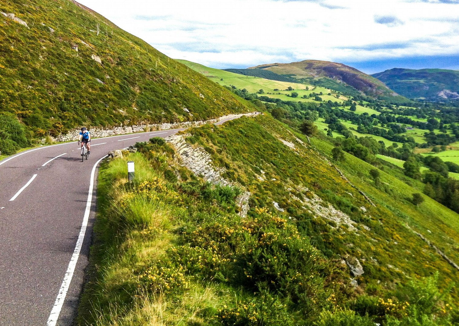 Unknown-2.jpg - UK - North Wales - Guided Road Cycling Weekend - Road Cycling