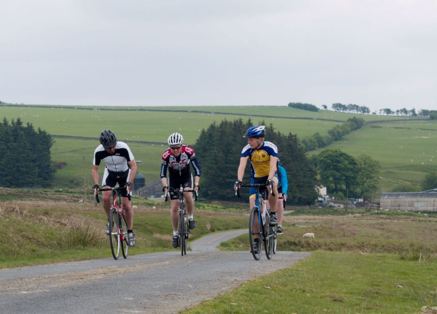 Road Cycling Weekend 33.jpg - UK - North Wales - Guided Road Cycling Weekend - Road Cycling