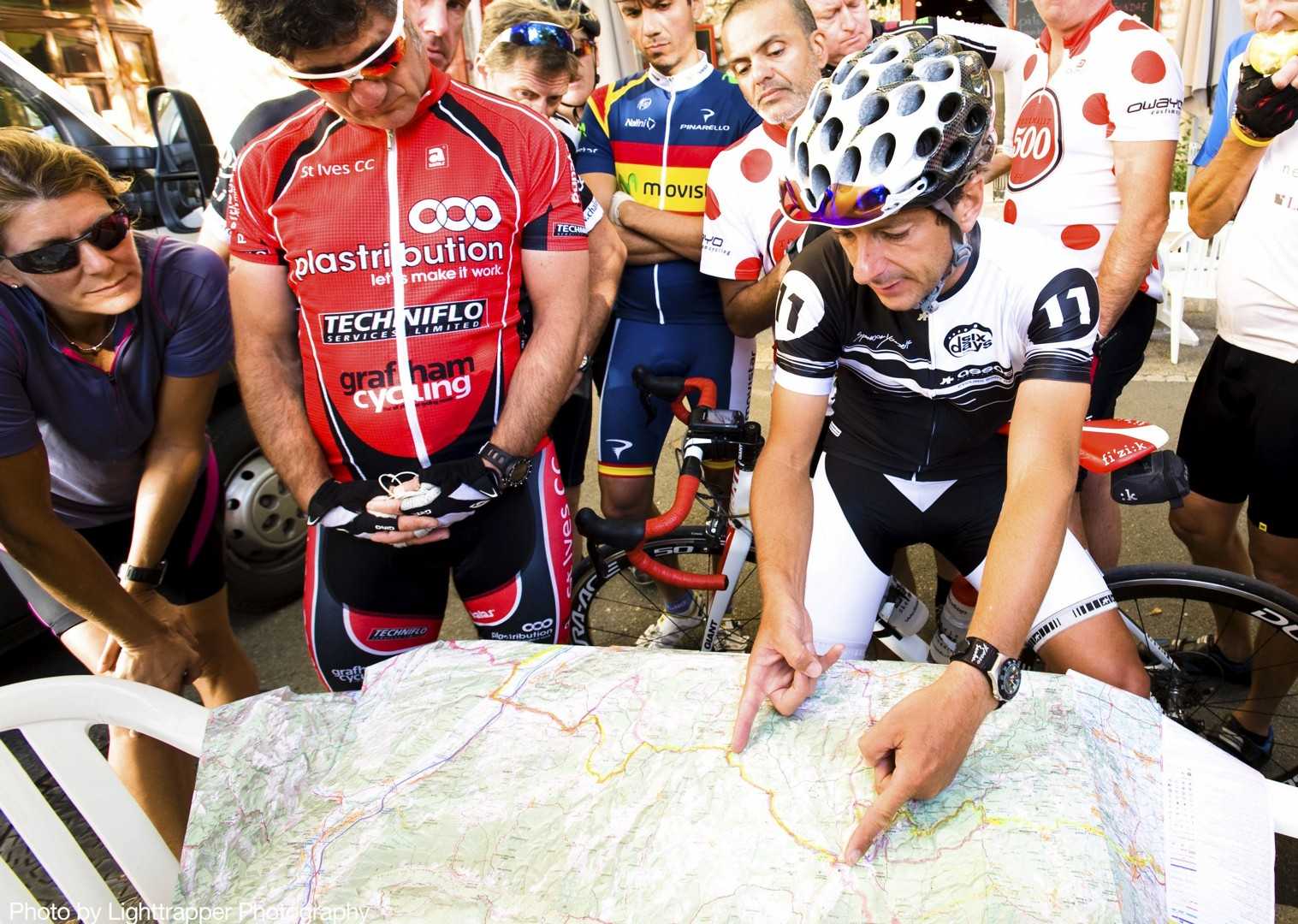 route-map-guided-road-cycling-provence.jpg - France - Provence - Le Ventoux a Velo - Guided Road Cycling Holiday - Road Cycling