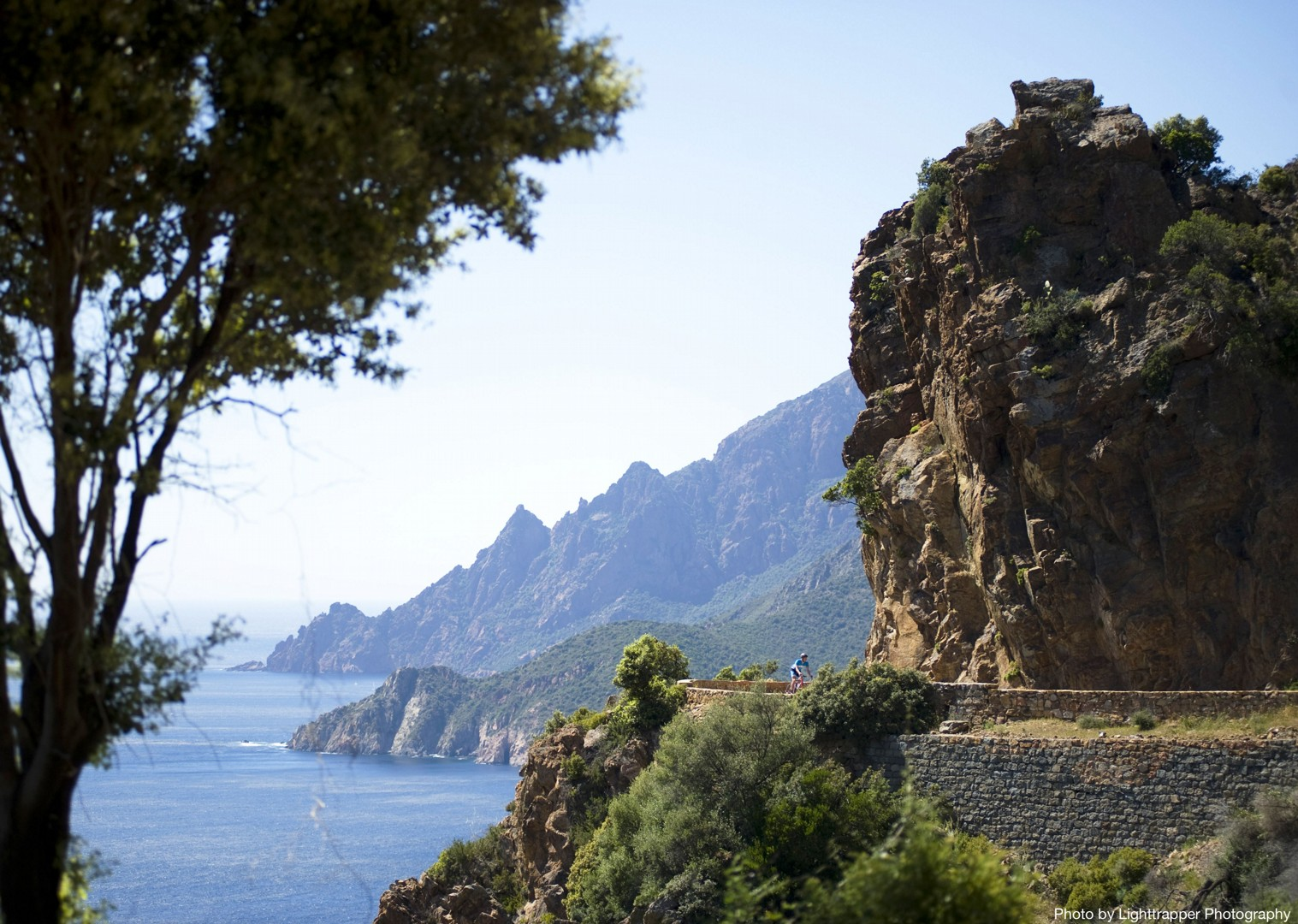 corsica-guided-road-cycling-holiday-the-beautiful-isle-mediterranean.jpg - France - Corsica - The Beautiful Isle - Guided Road Cycling Holiday - Road Cycling