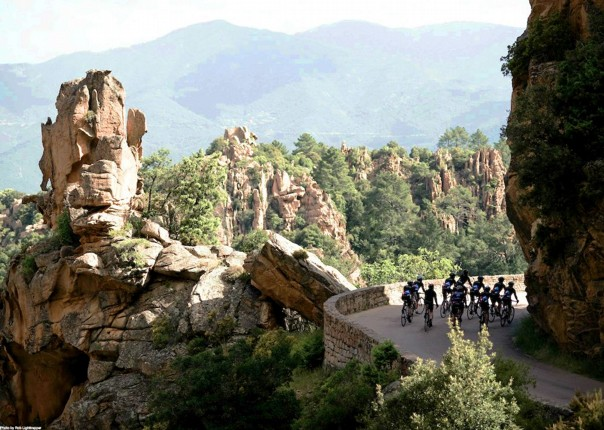 France - Corsica - The Beautiful Isle - Guided Road Cycling Holiday Image