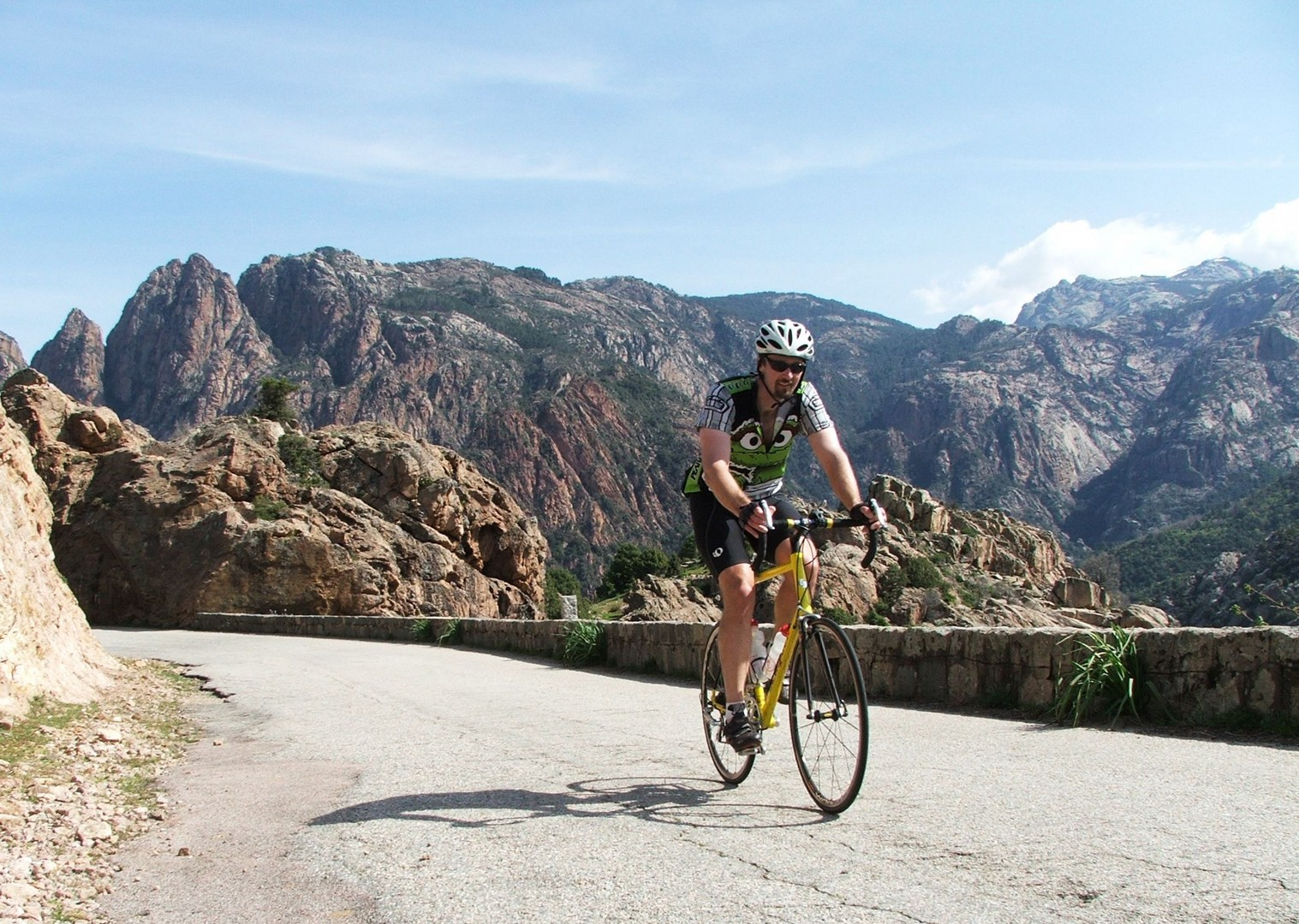 road-cycling-holiday-in-france-corsica.jpg - France - Corsica - The Beautiful Isle - Guided Road Cycling Holiday - Road Cycling
