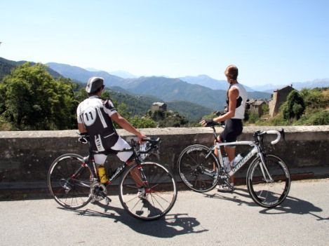 France and Italy - Grand Tour of the Med - Guided Road Cycling Holiday - Road Cycling