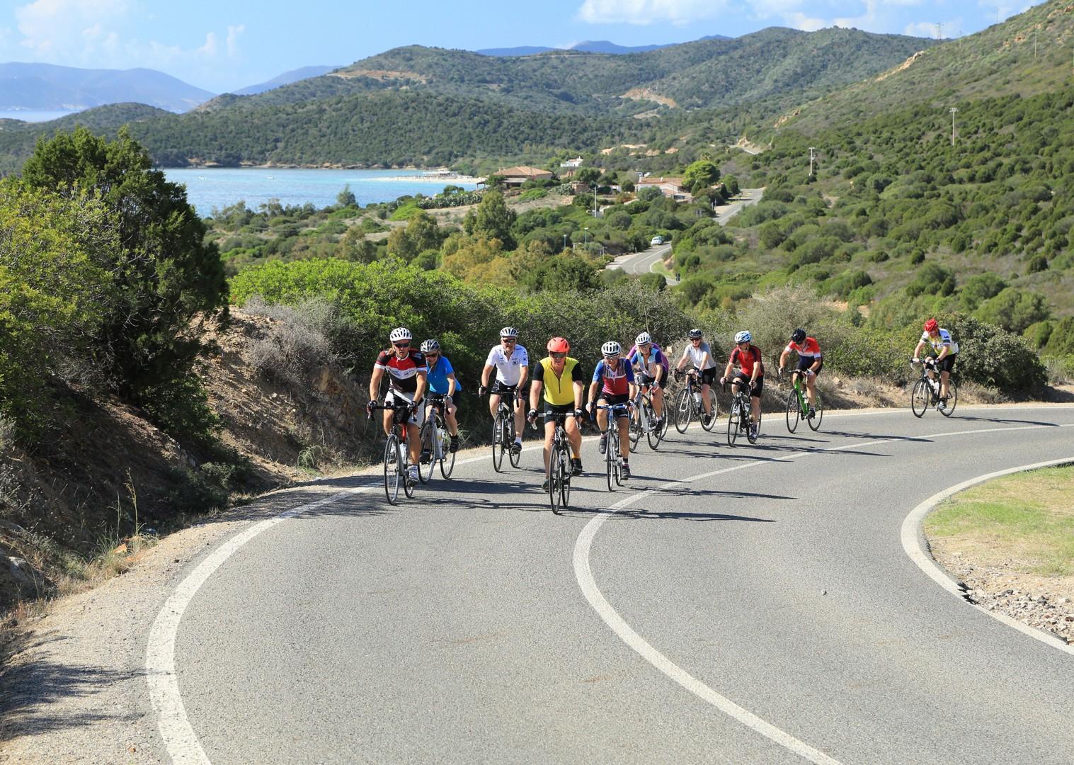 Guided-Road-Cycling-Holiday-Coastal-Explorer-Sardinia-Pan-di-Zucchero.jpg - Italy - Sardinia - Coastal Explorer - Road Cycling