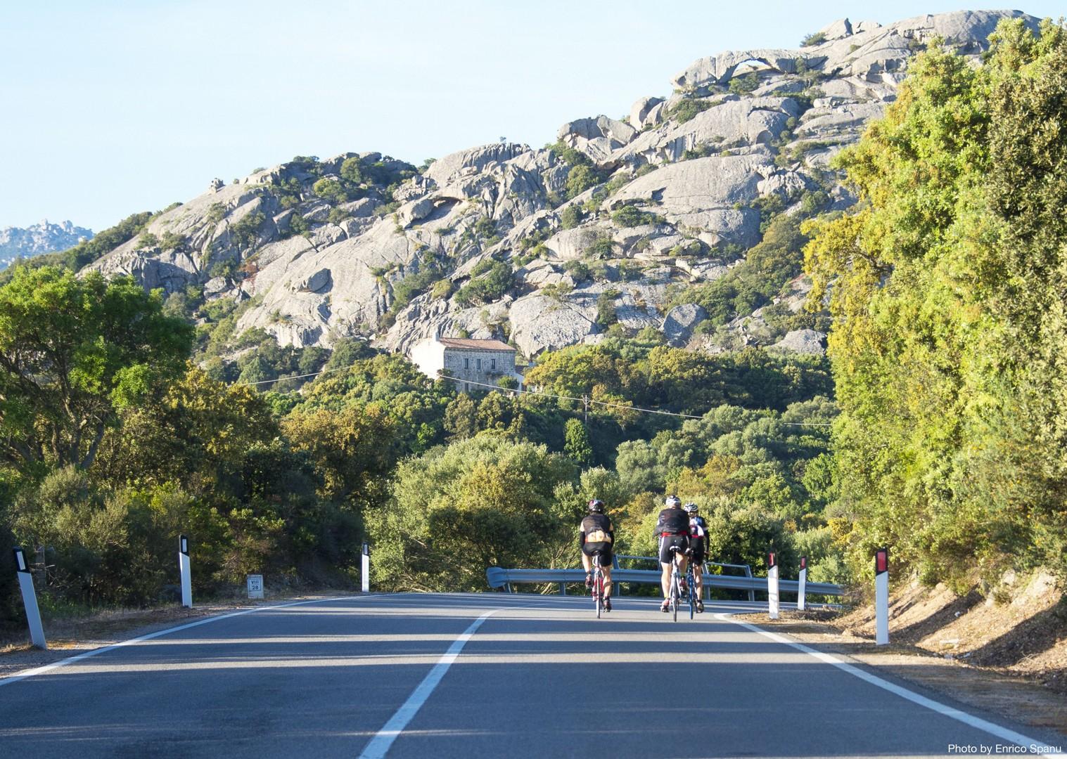Road-Cycling-Holiday-Coastal-Explorer-Sardinia-Italy-Mt-Ferru.jpg - Italy - Sardinia - Coastal Explorer - Road Cycling