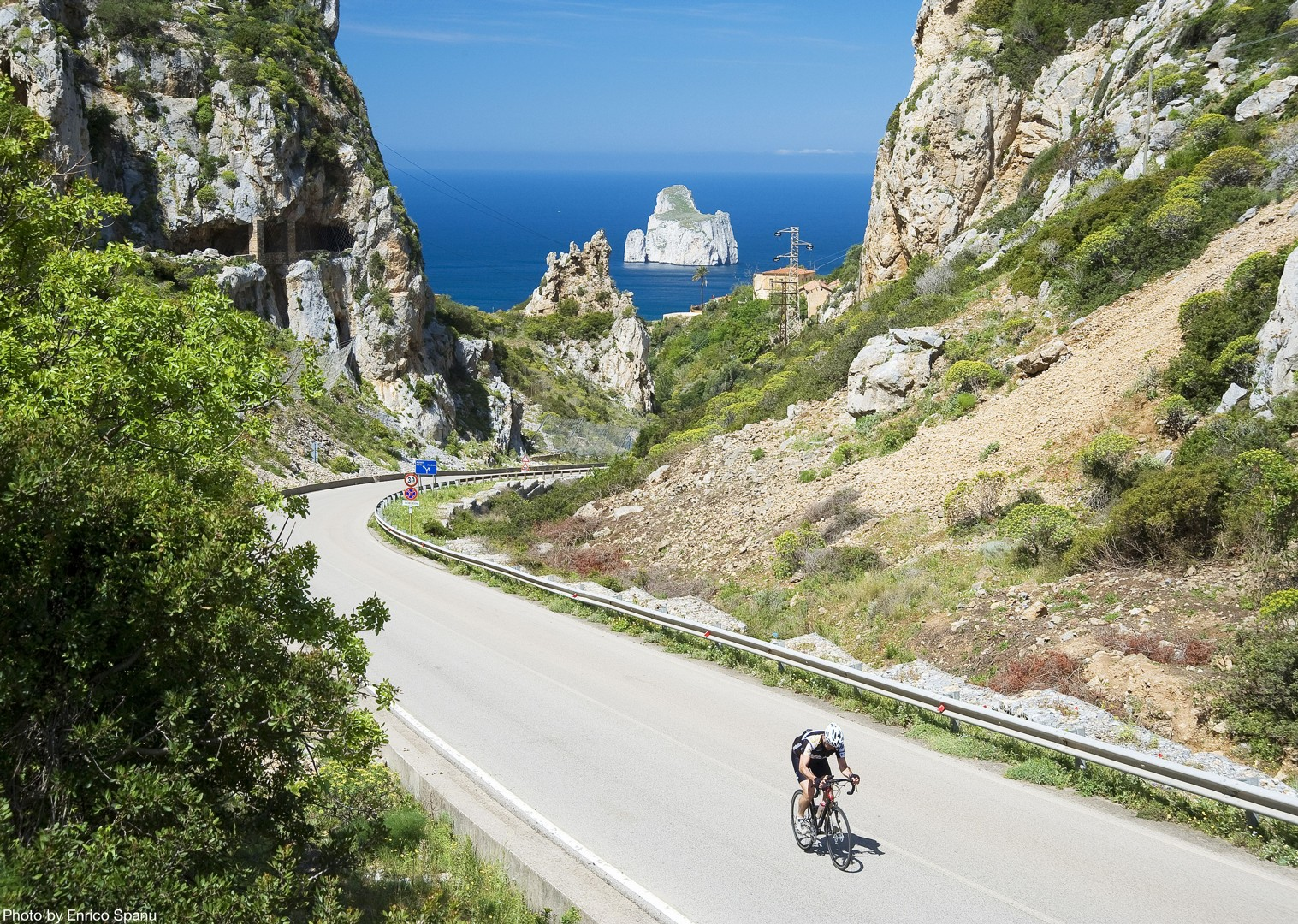 Road-Cycling-Holiday-Italy-Sardinia-Coastal-Explorer-Capo-Caccia.jpg - Italy - Sardinia - Coastal Explorer - Road Cycling