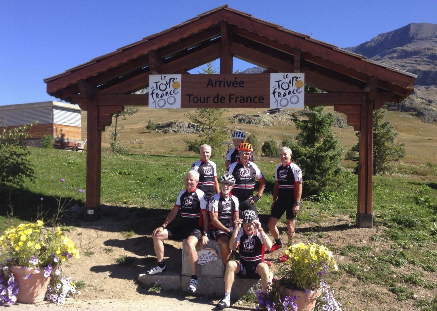 alpine intro 3.jpg - France - Classic Alps Passes - Alpine Introduction - Guided Road Cycling Holiday - Road Cycling