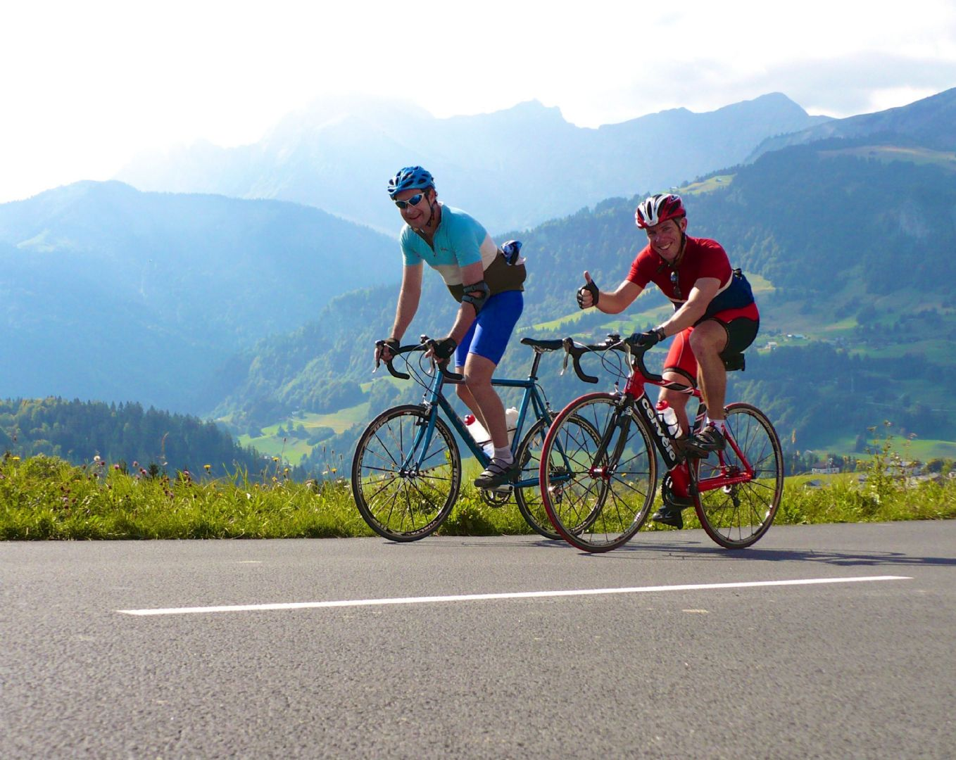 France Alps Classic Road Cycling 5.jpg - France - Classic Alps Passes - Alpine Introduction - Guided Road Cycling Holiday - Road Cycling
