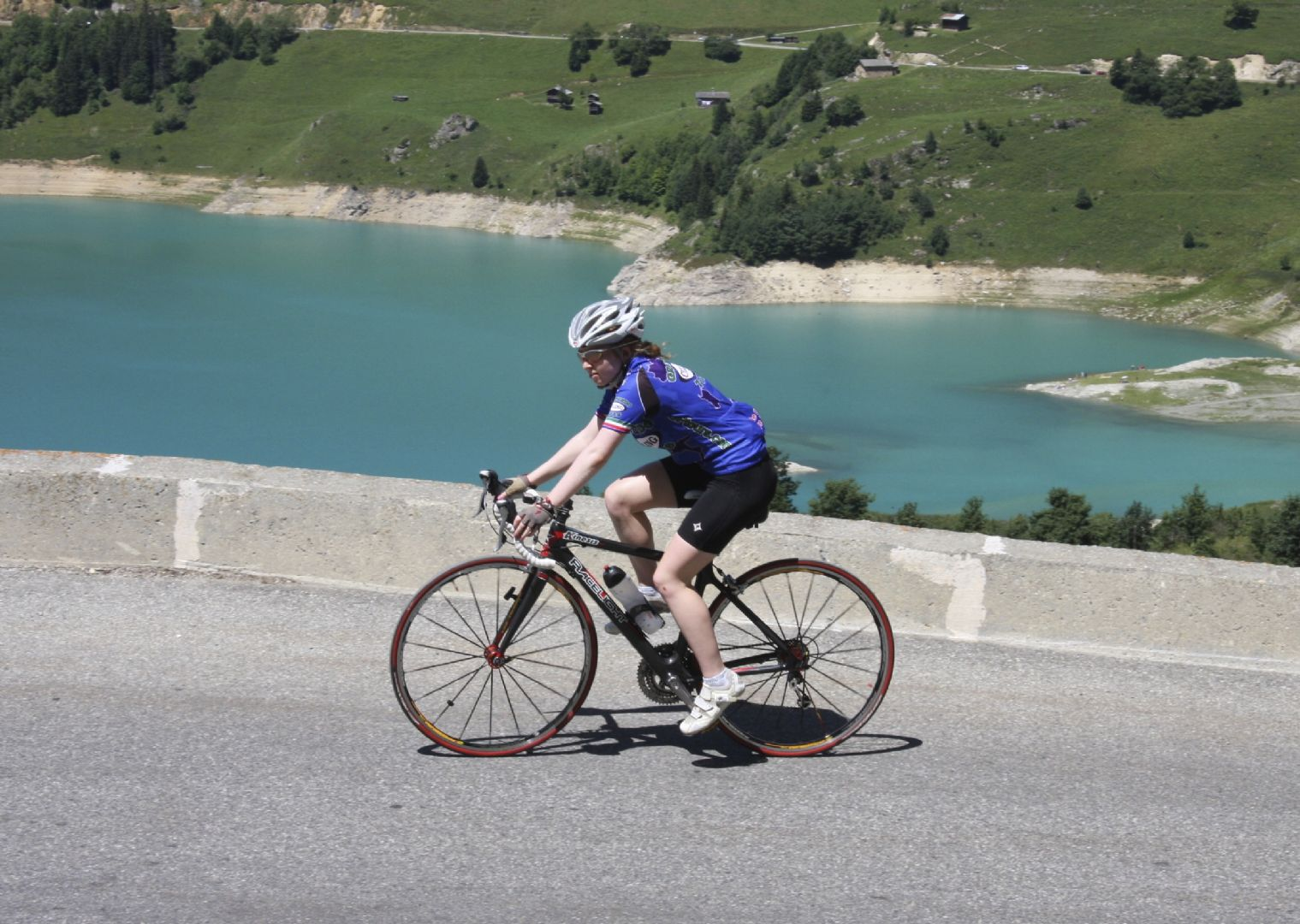 France Alps Classic Road Cycling 11.jpg - France - Classic Alps Passes - Alpine Introduction - Guided Road Cycling Holiday - Road Cycling