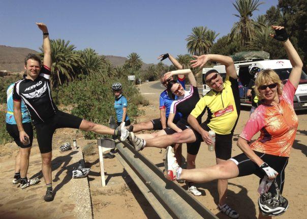 Moroccocyclingholidayroad2.jpg - Morocco - Road Atlas - Road Cycling