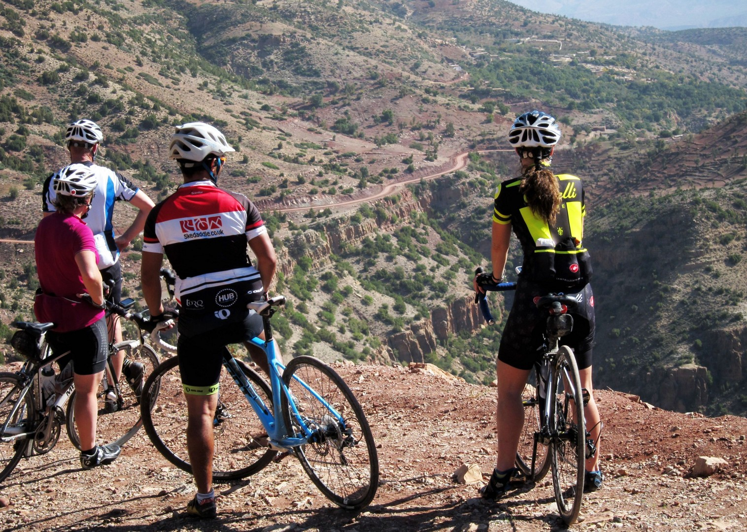 morocco-guided-road-cycling-holiday-road-atlas.jpg - Morocco - Road Atlas - Road Cycling