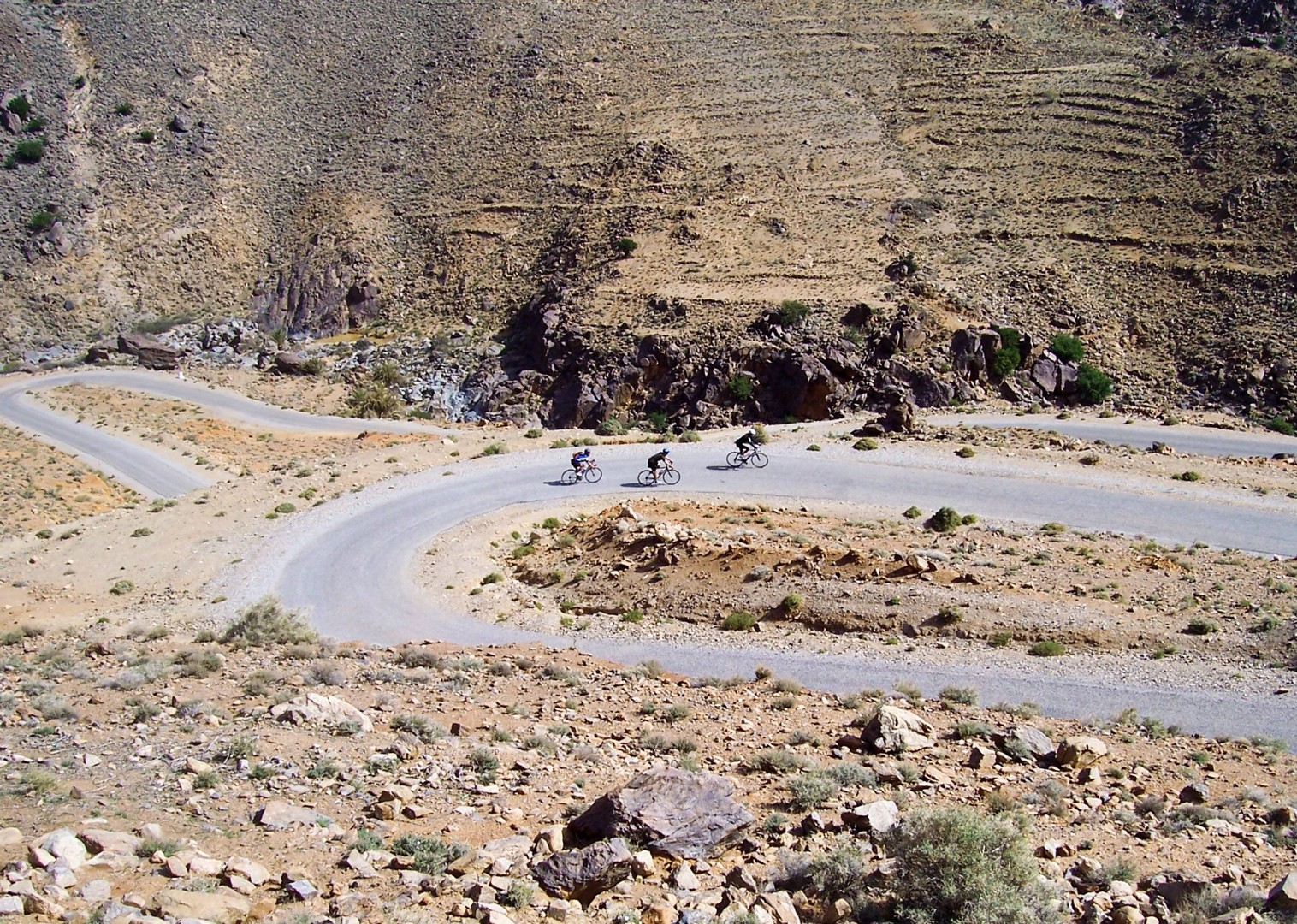 morocco-guided-road-cycling-holiday-road-atlas-immouzer.jpg - Morocco - Road Atlas - Road Cycling