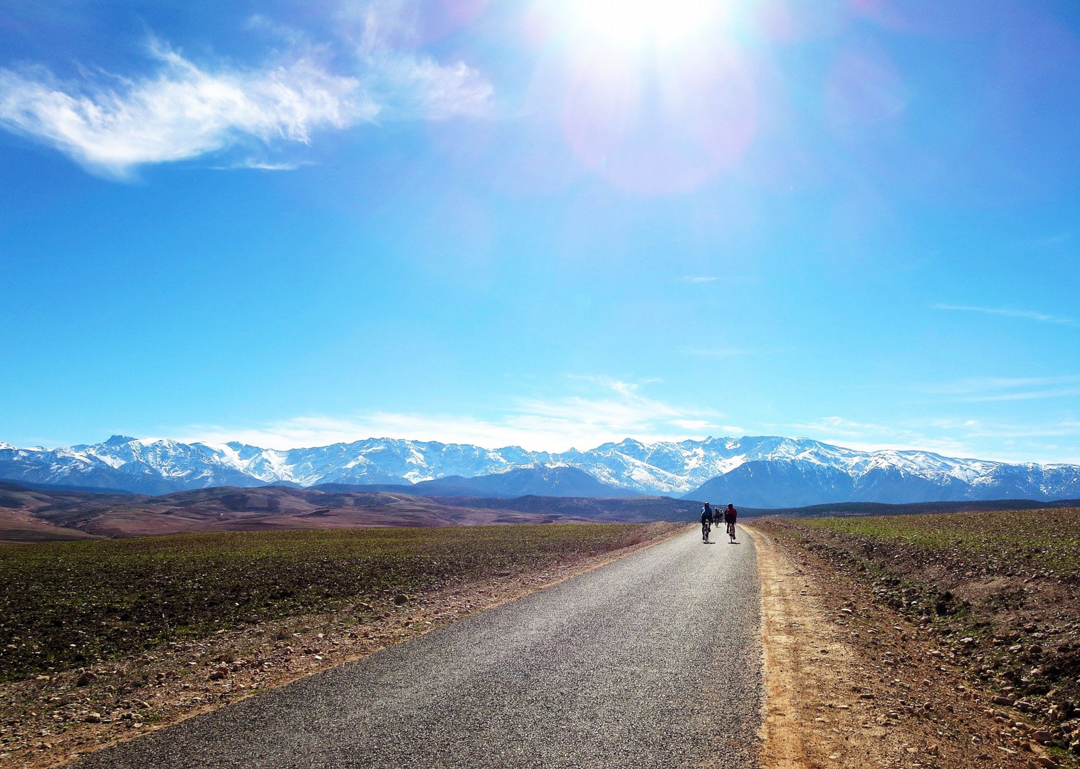 stunning-mountain-scenery-cycling-holiday-road.jpg - Morocco - Road Atlas - Road Cycling