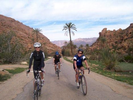 skedaddle morocco road atlas 20 - Morocco - Road Atlas - Road Cycling