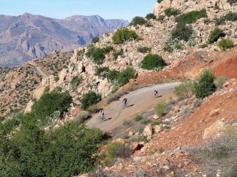 skedaddle morocco road atlas 18 - Morocco - Road Atlas - Road Cycling