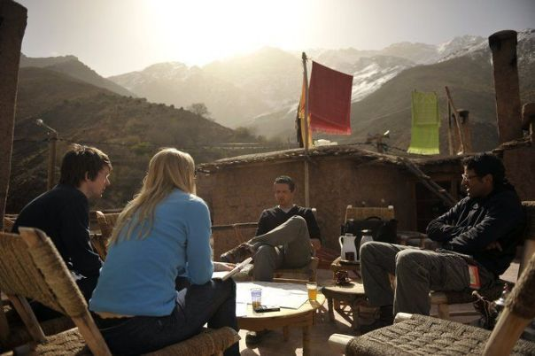 skedaddle morocco road atlas 16 - Morocco - Road Atlas - Road Cycling