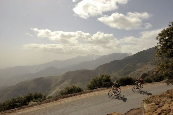 skedaddle morocco road atlas 1 - Morocco - Road Atlas - Road Cycling