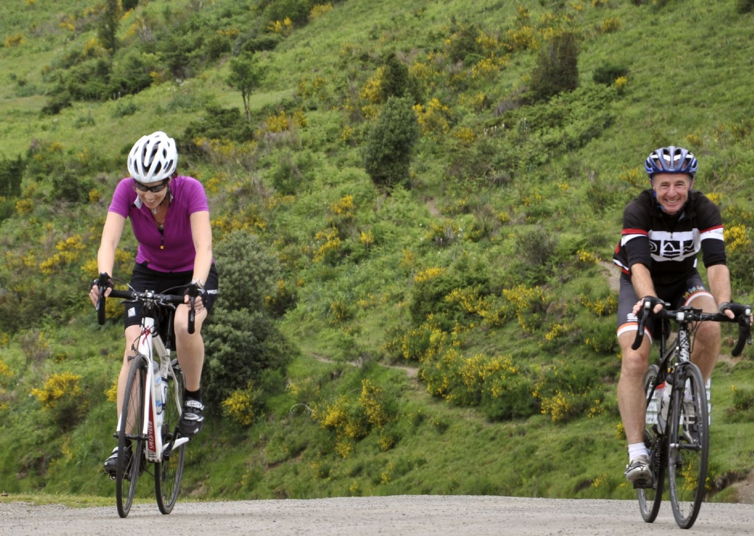 francepyrenees4.jpg - France - Trans Pyrenees Challenge - Guided Road Cycling Holiday - Road Cycling