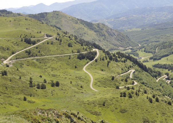 francepyrenees7.jpg - France - Trans Pyrenees Challenge - Guided Road Cycling Holiday - Road Cycling