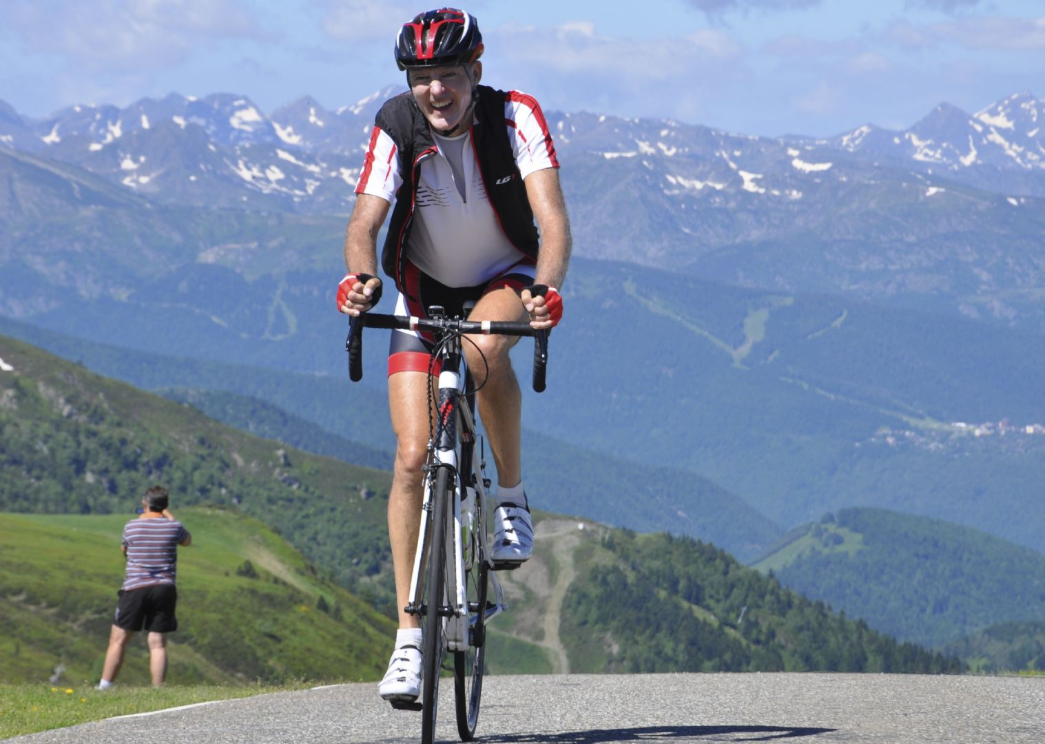 francepyrenees8.jpg - France - Trans Pyrenees Challenge - Guided Road Cycling Holiday - Road Cycling