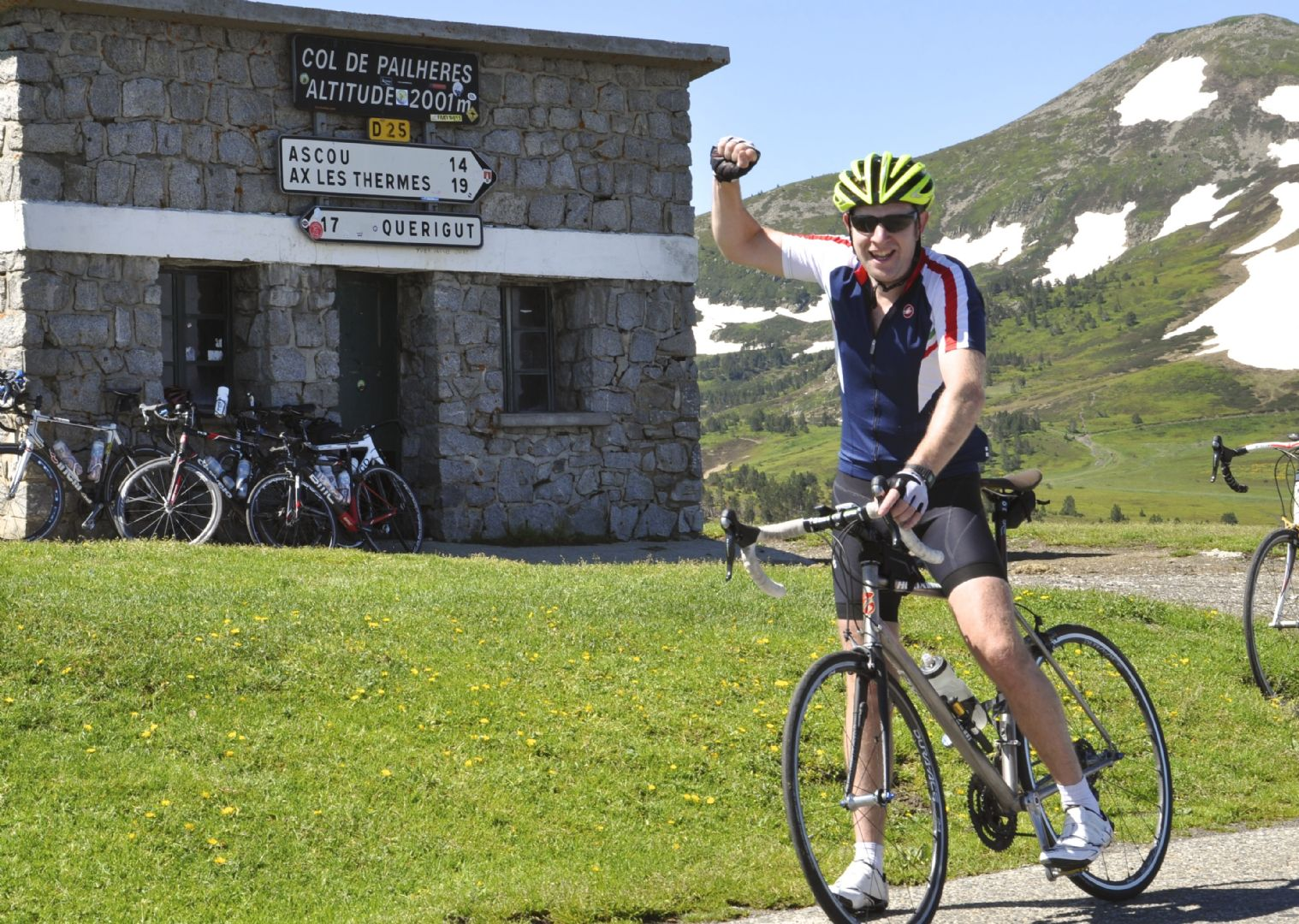 francepyrenees16.jpg - France - Trans Pyrenees Challenge - Guided Road Cycling Holiday - Road Cycling