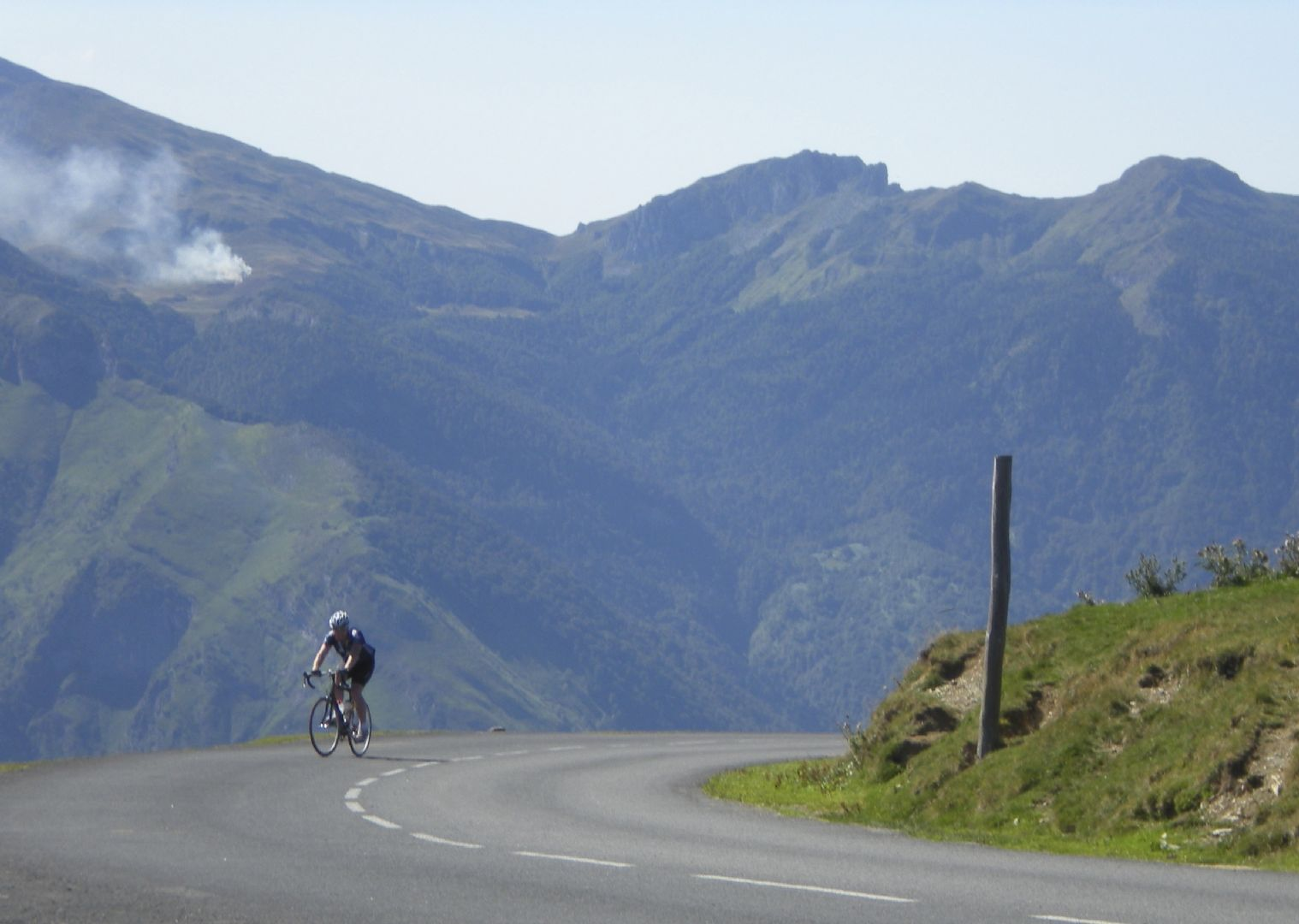 Pyrenees Classic Road Cycling 16.jpg - France - Trans Pyrenees Challenge - Guided Road Cycling Holiday - Road Cycling