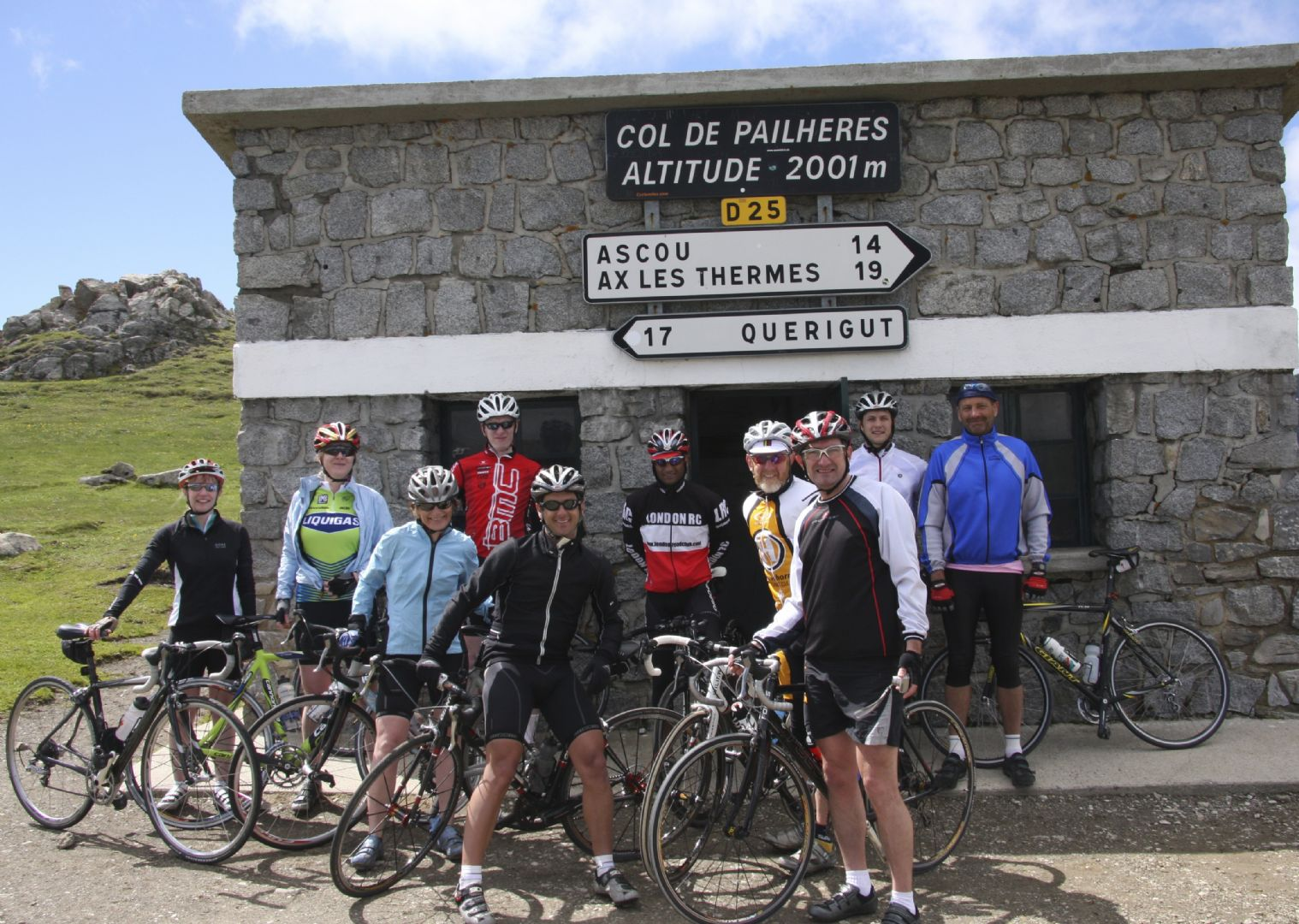 Pyrenees Classic Road Cycling 18.jpg - France - Trans Pyrenees Challenge - Guided Road Cycling Holiday - Road Cycling
