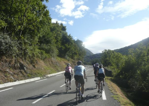 Pyrenees Classic Road Cycling 36.jpg - France - Trans Pyrenees Challenge - Guided Road Cycling Holiday - Road Cycling