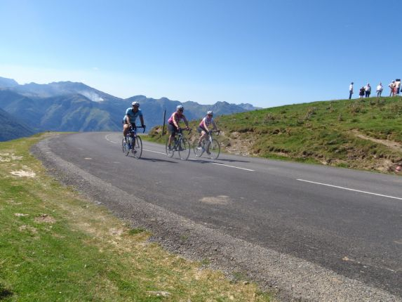 Pyrenees Classic Road Cycling 44.JPG - France - Trans Pyrenees Challenge - Guided Road Cycling Holiday - Road Cycling