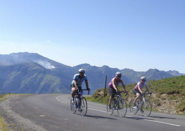 Pyrenees Classic Road Cycling 45.jpg - France - Trans Pyrenees Challenge - Guided Road Cycling Holiday - Road Cycling