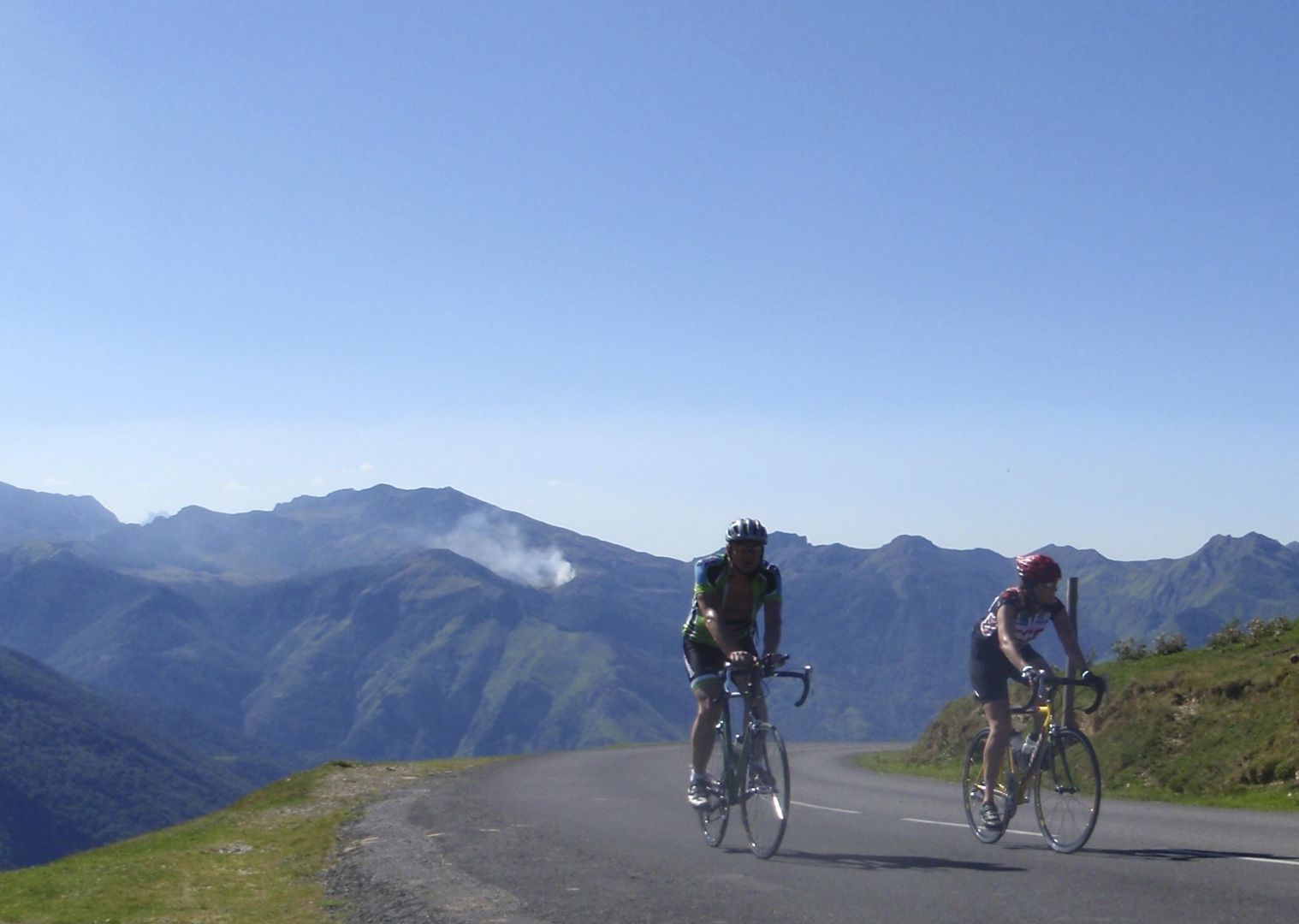 Pyrenees Classic Road Cycling 47.jpg - France - Trans Pyrenees Challenge - Guided Road Cycling Holiday - Road Cycling