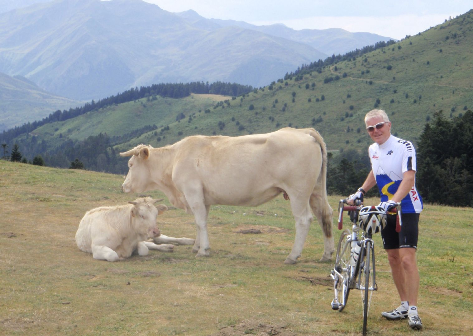 Pyrenees Classic Road Cycling 48.jpg - France - Trans Pyrenees Challenge - Guided Road Cycling Holiday - Road Cycling