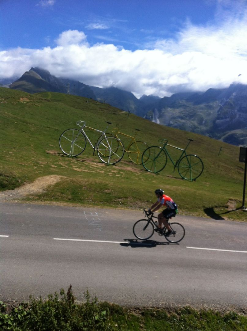 Pyrenees Classic Road Cycling.jpg - France - Trans Pyrenees Challenge - Guided Road Cycling Holiday - Road Cycling