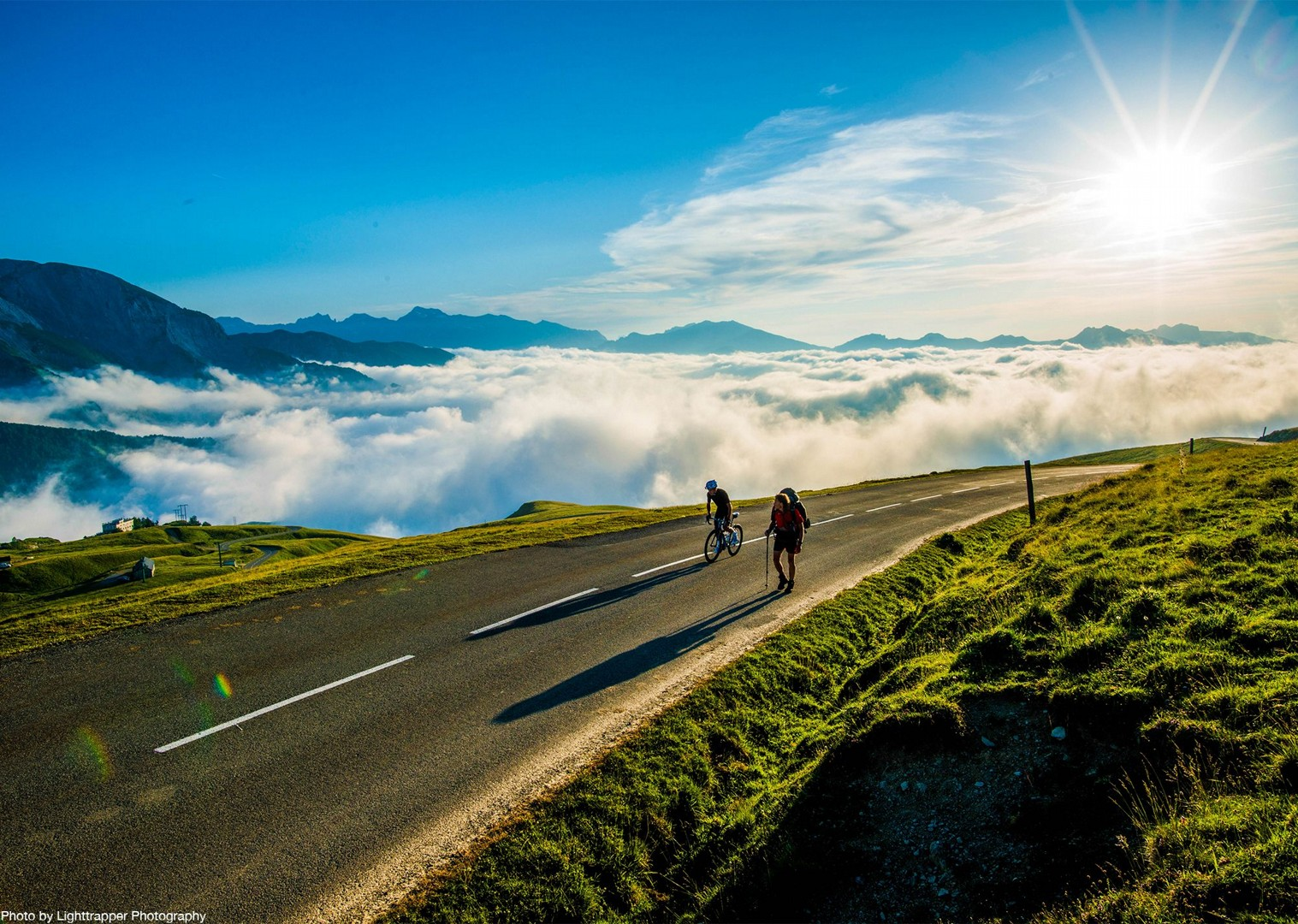 pyrenees-clouds-cycling-guided-road-holidays-saddle-skedaddle-biking.jpg - France - Trans Pyrenees Challenge - Guided Road Cycling Holiday - Road Cycling