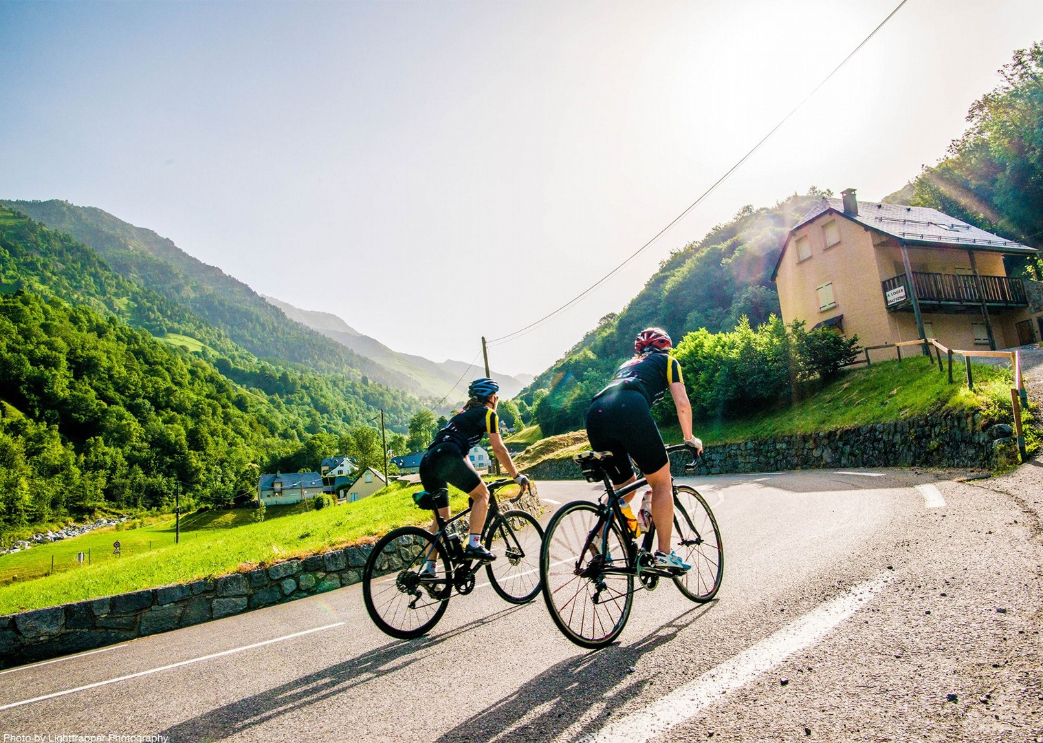 cycling-in-france-french-mountain-range.jpg - France - Trans Pyrenees Challenge - Guided Road Cycling Holiday - Road Cycling