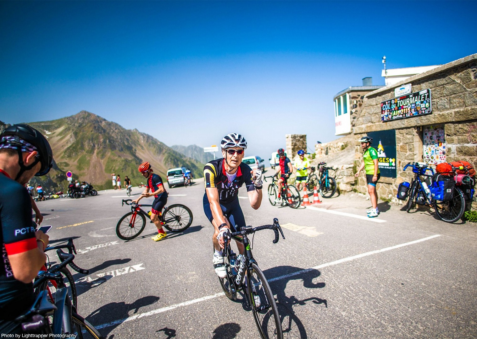 celebration-cycling-holiday-bike-pyrenees-saddle-skedaddle.jpg - France - Trans Pyrenees Challenge - Guided Road Cycling Holiday - Road Cycling