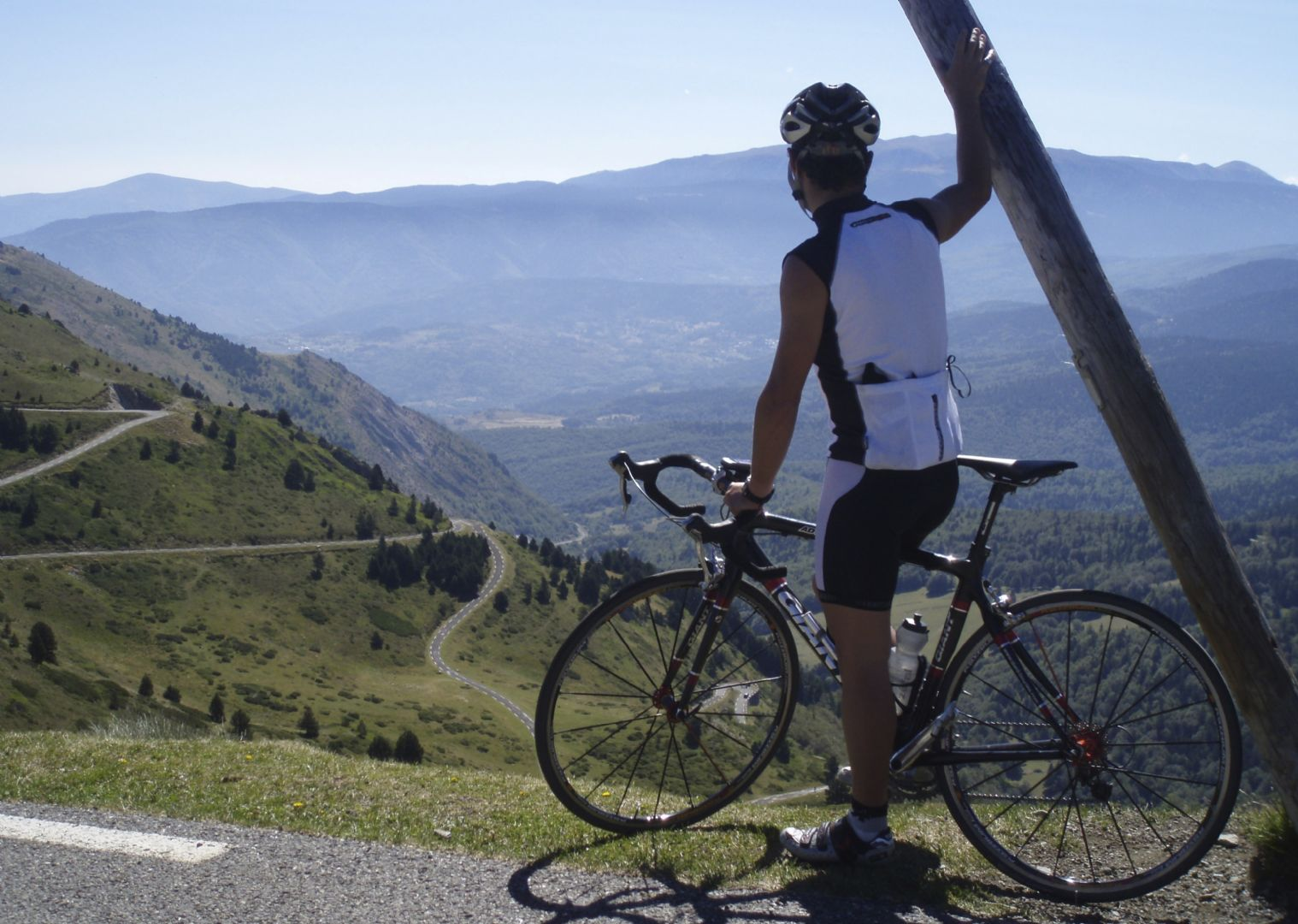 Pyrenees Classic Road Cycling 1.jpg - France - Trans Pyrenees Challenge - Guided Road Cycling Holiday - Road Cycling